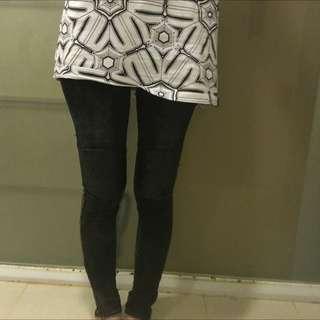 牛仔褲(27號)