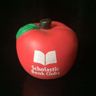 Scholastic Apple Stress Ball