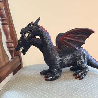 Two Headed Dragon Toy