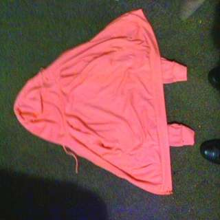 I'm Selling A Jersey Colour Peach And Its A Size 16