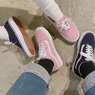 💫VANS國外發售限量款Old Skool粉紅色-現貨Size:22.5 只有一雙