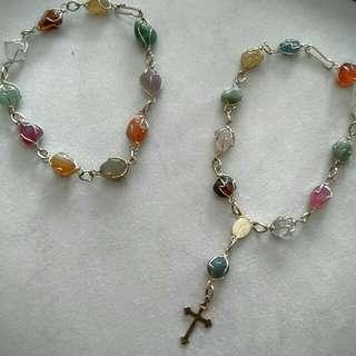 Beautiful Gemstones Bracelets