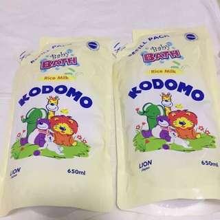 Kodomo Body Wash