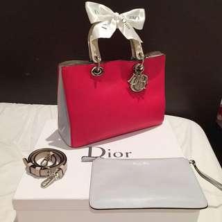 Diorissimo Christian Dior Bag Limited Edition Trio Color