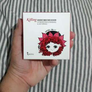 Killing Coverst Moisture Cushion