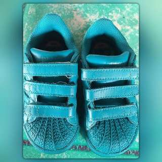 Authentic Adidas Supercolor In Teal