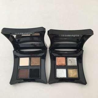 Illamasqua Eyeshadow Palettes