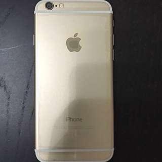 iPhone 6 - Gold 16gb