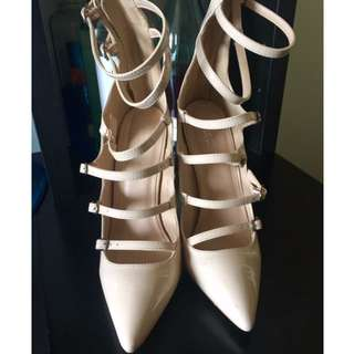 Public Desire Monique Stiletto Heels