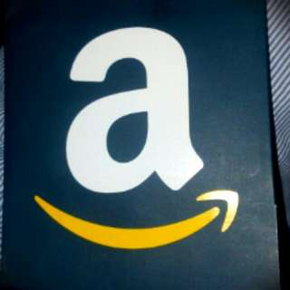 $500 AMAZON Gifr Card. Only $285
