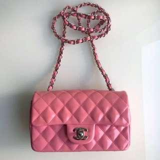 💖FULLSET & RECEIPT💖 CHANEL MINI FLAP BAG