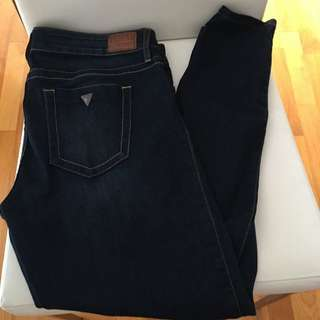 Guess Power Ultra Skinny Jeans