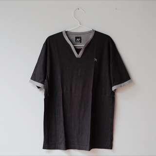 Light Black Shirt By ARNOLD PALMER