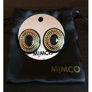 Mimco glam cocktail earrings