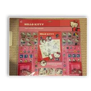 500 Hello Kitty Sticker Gift Set