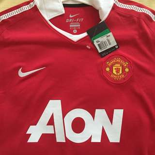 Manchester United Player Issue Jersey