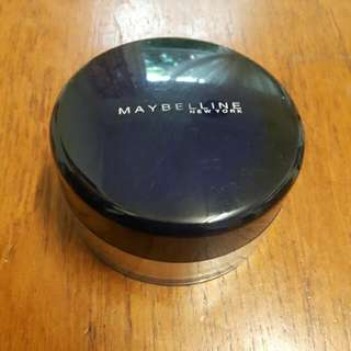 MAYBELLINE Shine Free Loose Powder