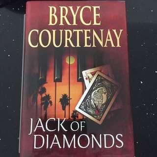 BRYCE COURTENAY - JACK OF DIAMONDS