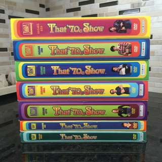 That 70's Show DVD Boxsets