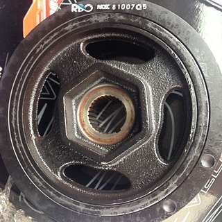 Honda Fit GE8 Crank Pulley (USA) - Price reduced