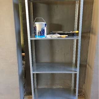 IKEA Metal Utility Shelf