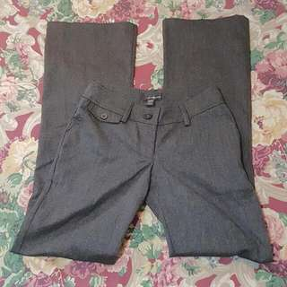 Forever 21 long Charcoal Pants w/ tag - XS