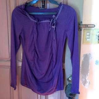 Violet Long Sleeve