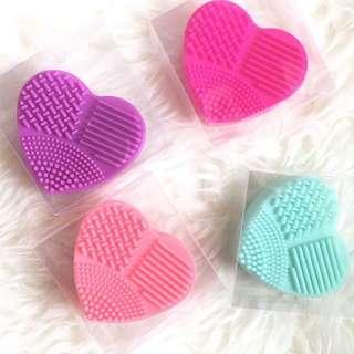Brush Heart Shape