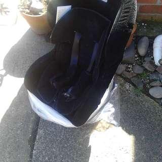 Endenburgh car seat