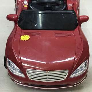 Remote Control Battery Operated Kids Car Used Once Only