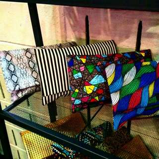 Stylish Clutch (ready Stock)