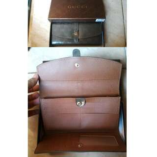 woman wallets gucci (not ori) & no brand