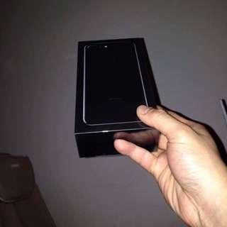 BNIB Iphone 7 Plus 128gb Jet Black