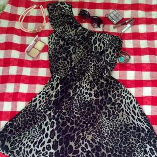 Tomato Dress Animal Print