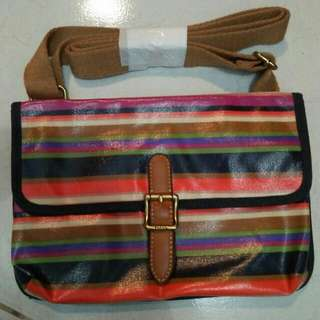 Fossil Mini Flap Preloved Very Good Condition