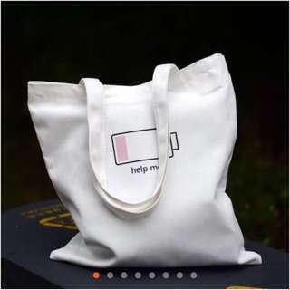 超好看 韓版帆布包 帆布袋