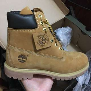 "Timberlands 6"" Premium Icon Boots"