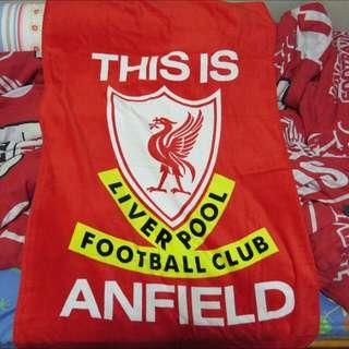 限量!Liverpool Towel 利物浦大浴巾