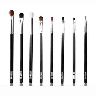 8pcs Professional Makeup Eyes Foundation Eyeshadow Brushes Set