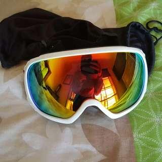 unisex snow goggles