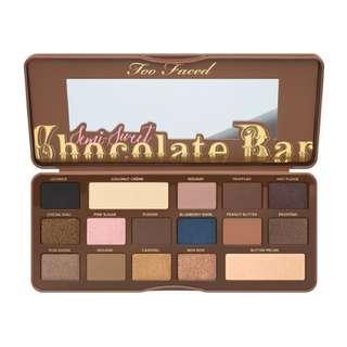 Too Faced Semi~sweet Chocolate Bar