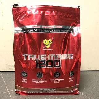 TRUE-MASS GAINER 1200 10.38lb (4.71kg)