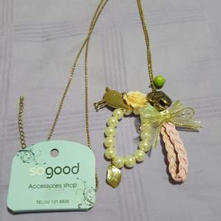 Brand New With Tag Lovely Necklace