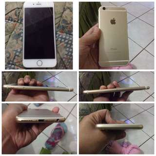 Iphone 6 16gb Gold Factory Unlocked(openline)