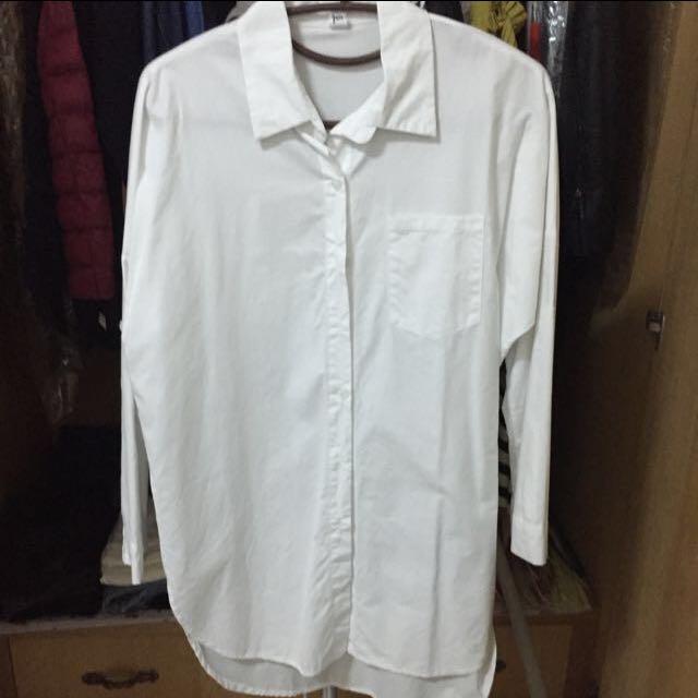 含運🎀白襯衫