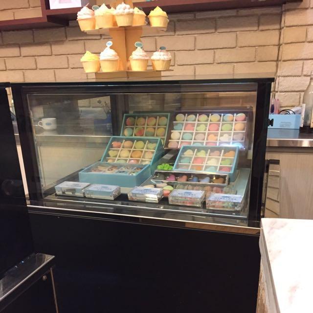 蛋糕櫃 巧克力冰箱 珠寶展示