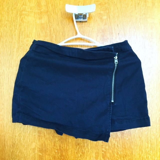 Abercrombie&Fitch Dark Navy Shorts