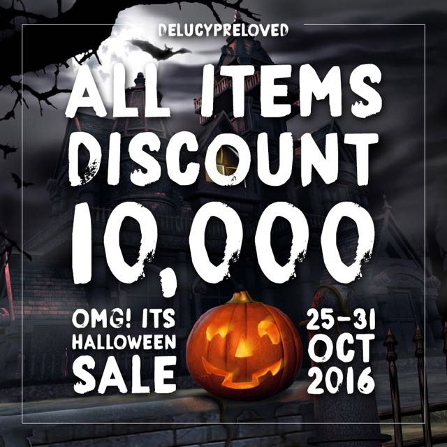 ALL ITEMS DISC 10,000!