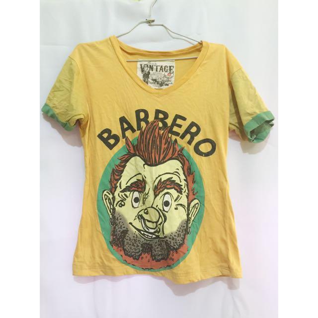 Artwork Vintage barbero