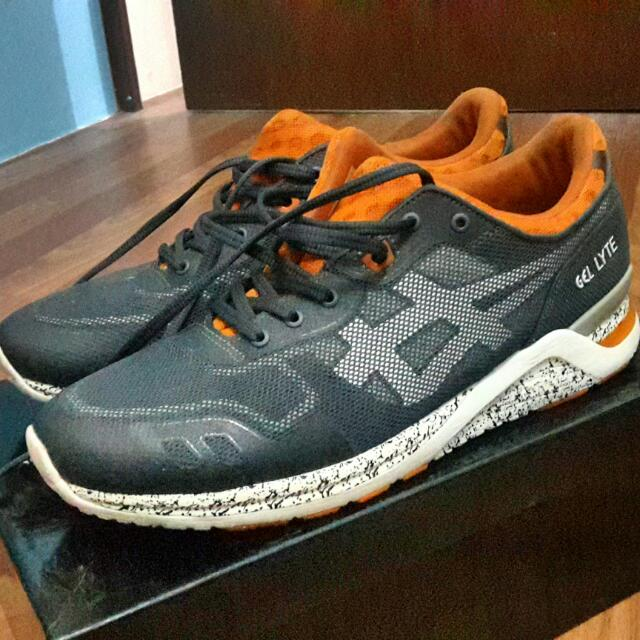 ASICS GEL LYTE EVO NICKEL GREY SIZE 42.5